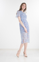 Kaylyn Printed Midi Dress (Size XS only)