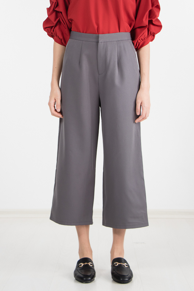 Zoral Pants in Grey