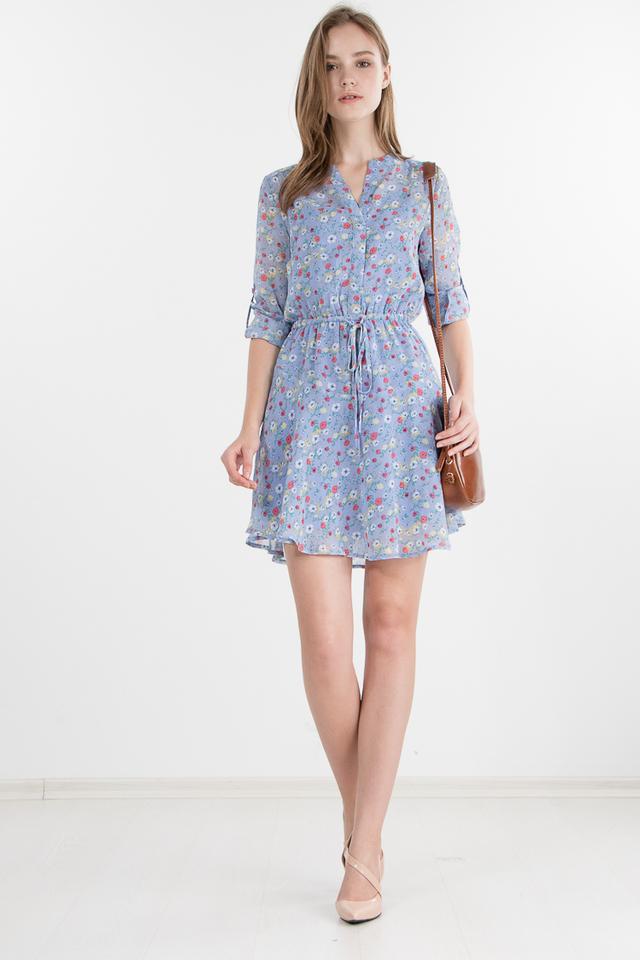 Restocked Sandra Floral Printed Dress