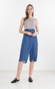 Katya Colourblock Jumpsuit in Blue
