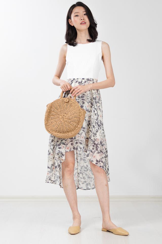Isadora Printed Dress