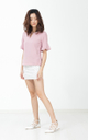 Paccia Top in Pink