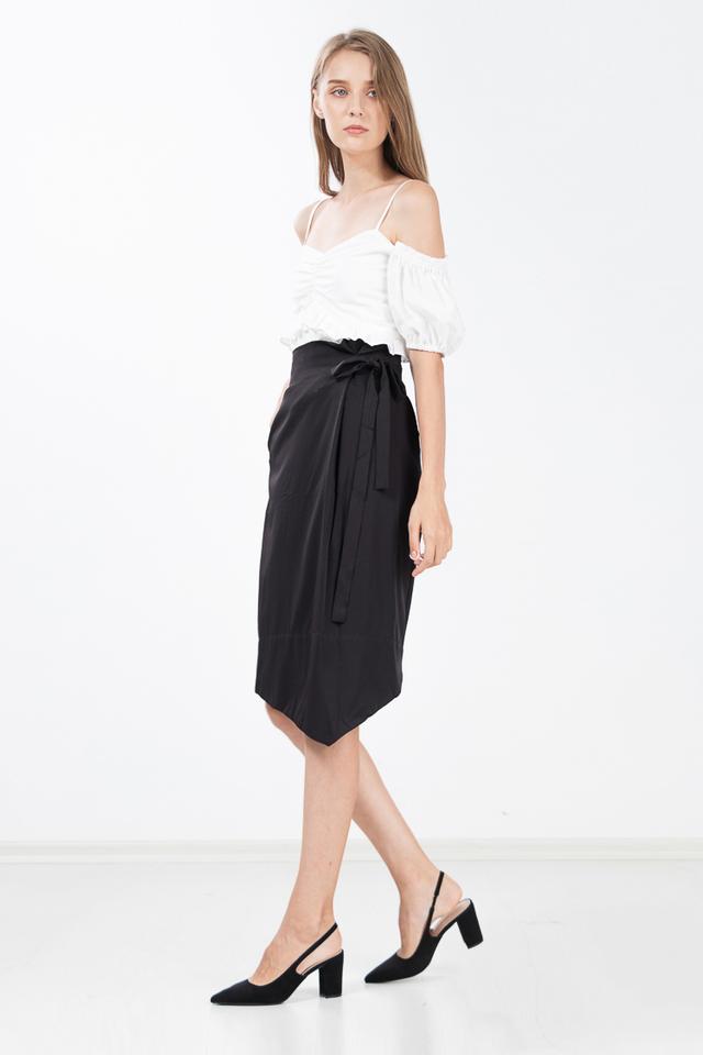 Gretelle Skirt in Black