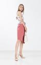 Gretelle Skirt in Rose