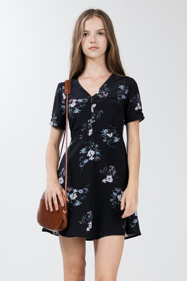 Kaye Floral Dress