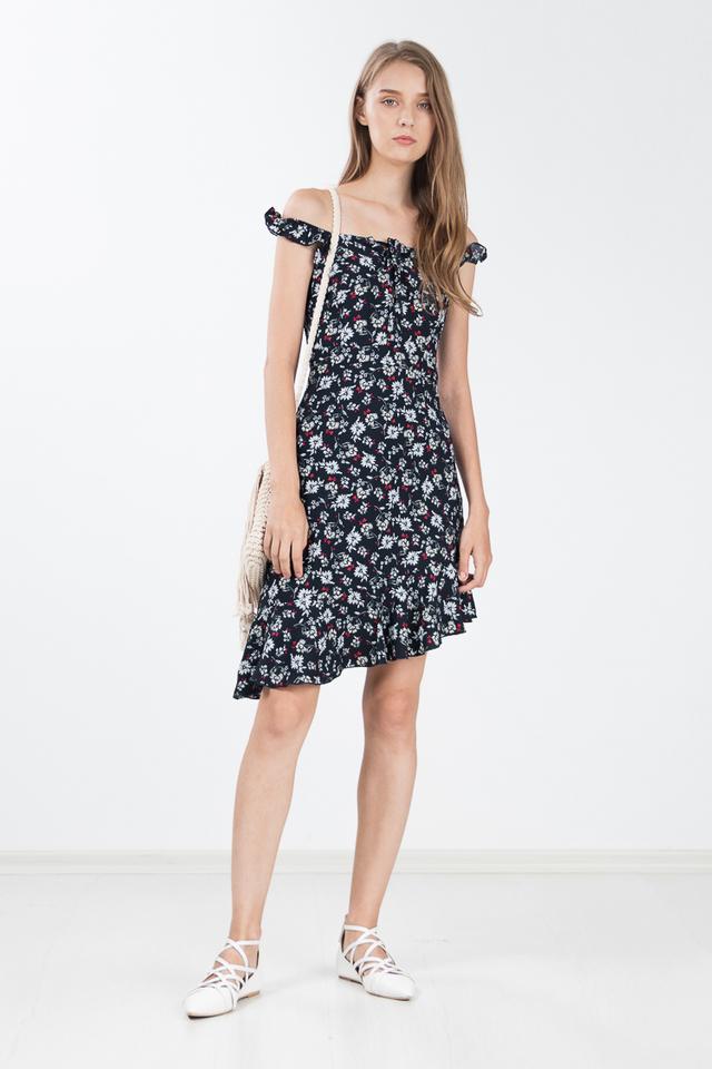 Milana Floral Dress