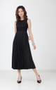Patryn Maxi Dress in Black