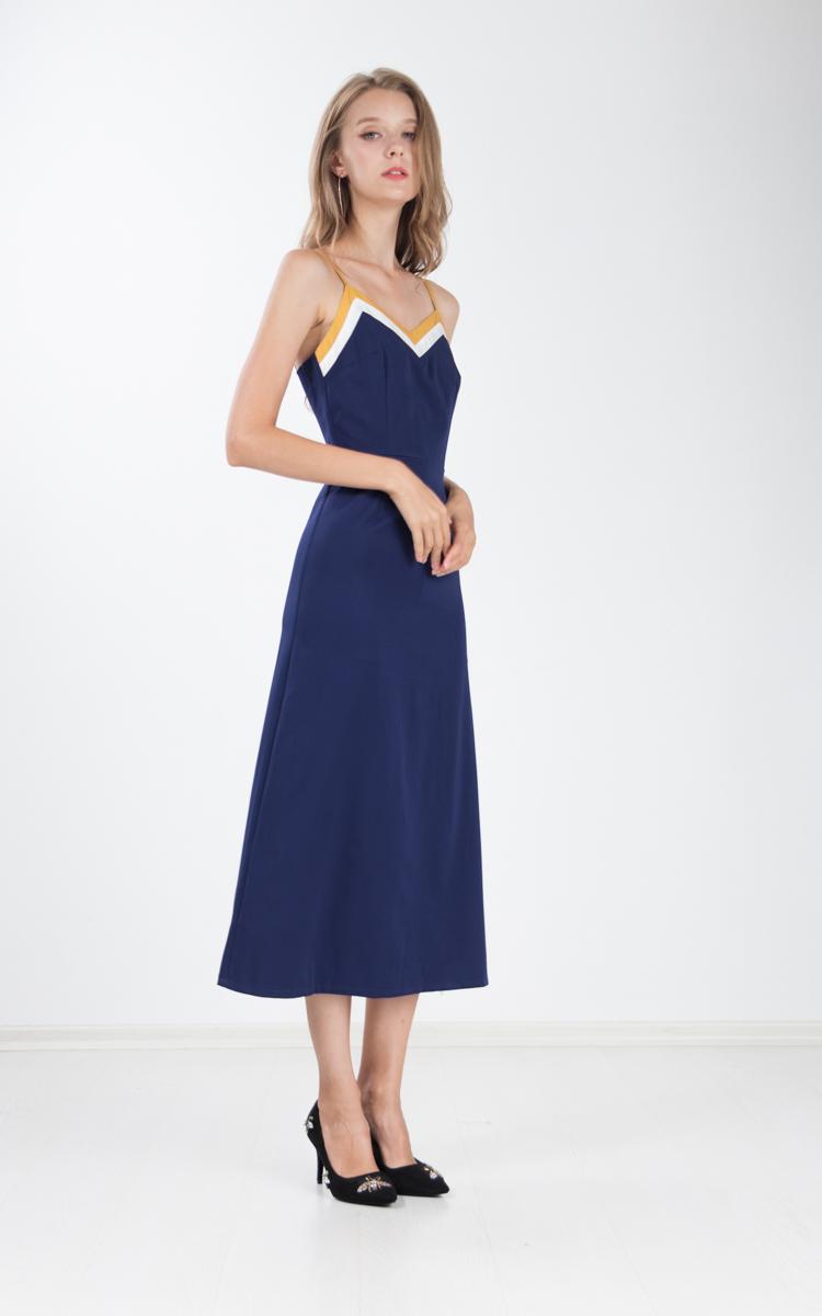 Tride Maxi Dress
