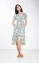 Hera Printed Maxi Dress