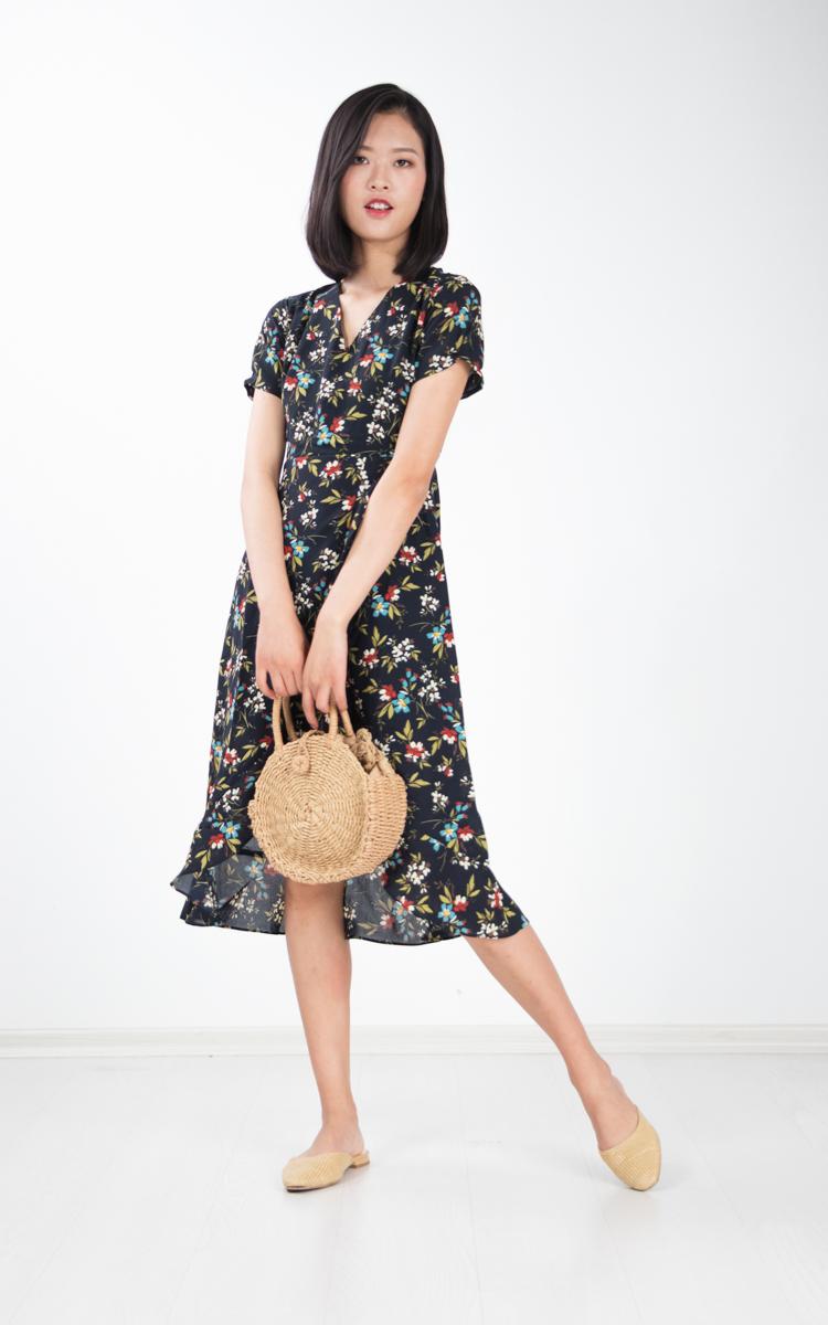 Lizbeth Floral Maxi Dress