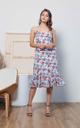 Jannah Peplum Dress
