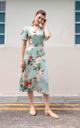 Sanna Floral Maxi Dress